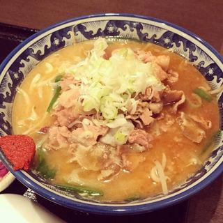 辛みそ香麺(麺・粥 けんけん (めんかゆけんけん))