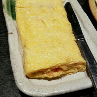 明太チーズ卵焼き(竹乃屋 千早駅前店 )
