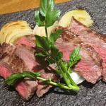 山形牛サーロインと鹿角牛赤身肉の食べ比べセット