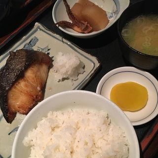 銀ダラの照焼定食(魚真 )