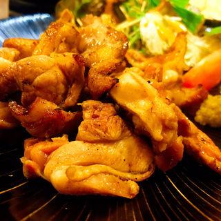 地鶏炙り焼き(安兵衛 下大利店)