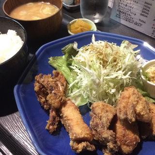 ざんぎ定食A(寿や高円寺 )