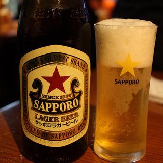 サッポロラガー(135酒場 御徒町店 (イサゴサカバ))