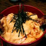 焼穴子玉子ふはふは 大鉢小鉢味噌汁付