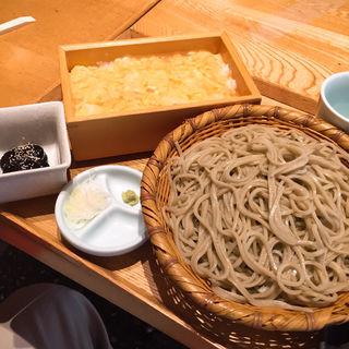 お蕎麦と湯葉とじ丼 二八(総本家 小松庵 丸の内オアゾ店 )