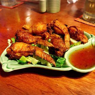 チキンウィングス(Ban Thai )