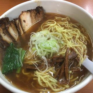 チャーシューメン大盛り(麺 えどや )