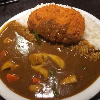 ロースカツカレー+野菜  500g(CoCo壱番屋 昭和御器所店 (ココイチバンヤ))