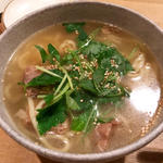 牛すじラーメン(おでんムロ)