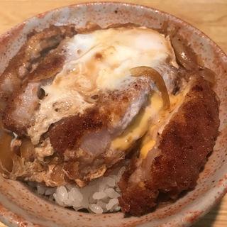 チーズかつ丼(とん八 )