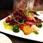 15品目のたっぷり野菜サラダ