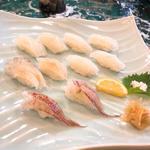 クリスタル寿司(河太郎 中洲本店 (かわたろう))
