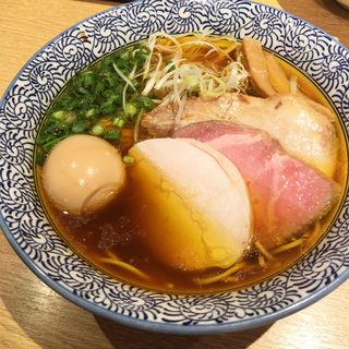特製芳醇香味そば(醤油)(麺屋 一燈 (いっとう))