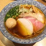 特製芳醇香味そば(醤油)