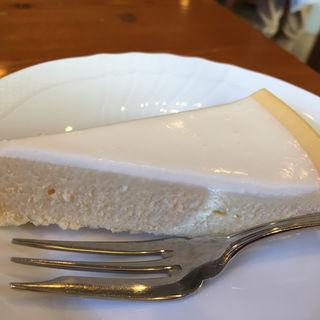 自家製チーズケーキ(カフェベルニーニ )