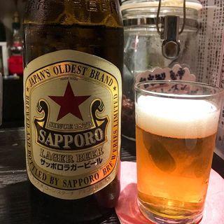 サッポロラガービール(Kanakoya (かなこや))