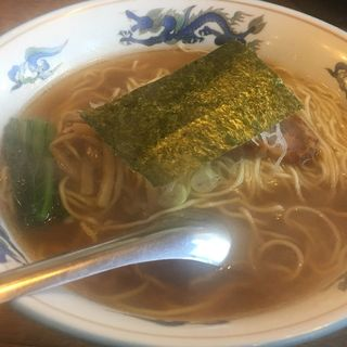 支那ソバ(松波ラーメン店)