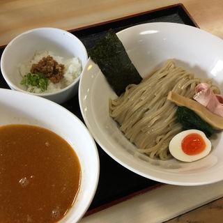 ニボ味噌つけ麺(ガチ麺道場 )