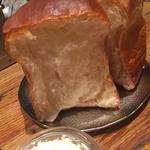 ランチのパン
