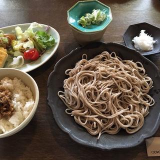 おろし蕎麦セット(COVOJEAN)