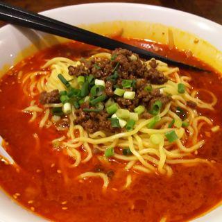 四川風坦々麺(汁あり)(川福楼 (センフクロウ))