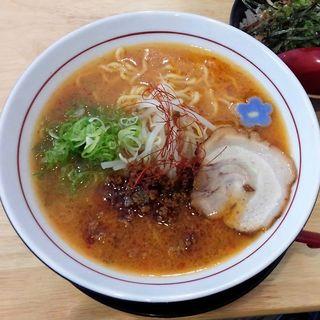 味噌ラーメン(拉麺開花)