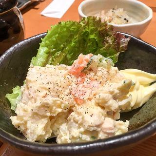 ポテトサラダ(もつ焼き坊ちゃん)