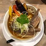 HOTラム咖喱noodles