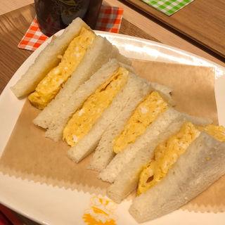 京のだしまきサンド(サンドイッチ王子)