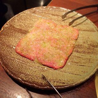 タン塩(十々 西麻布店 (ジュウジュウ))