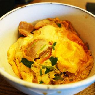 ミニ親子丼(だいきうどん 流町店 )