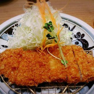 ロースかつランチ(浜勝 小金井公園店 )