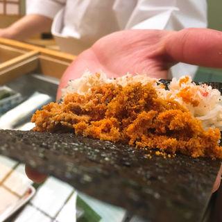 香箱蟹(すし匠 (すししょう))