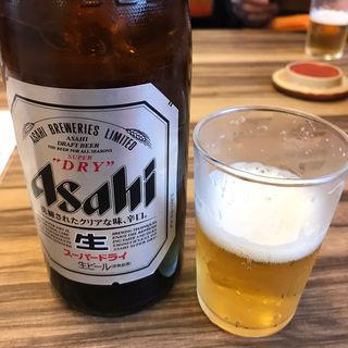瓶ビール(博多ラーメン 二代目けんのすけ)