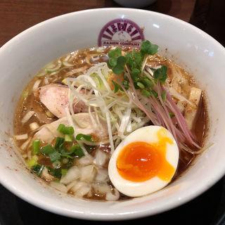 ポルチーニ茸香るラーメン(麺のようじ (【旧店名】大阪拳))