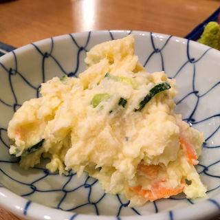 ポテトサラダ(丸冨水産 目黒店 (丸富水産、まるとみすいさん))