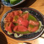 バジルトマト