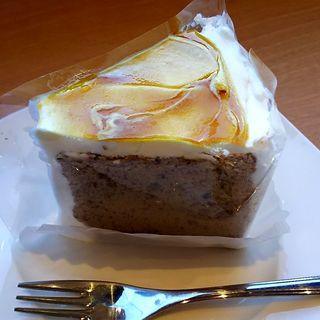 紅茶シフォンケーキ(メゾン ド ヴェール ミウィ橋本)