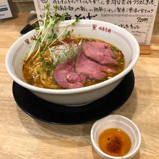 肉どうしラーメン(福島壱麺 (イチメン))