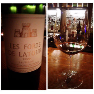 LES FORTS DE LATOUR 1999(Wine & Bar Oka)
