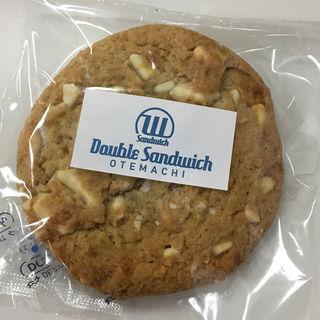 ホワイトチャンクチョコレート(ダブル サンドイッチ (Double Sandwich))