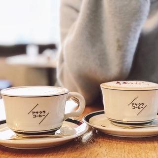 カフェラテ(アサウラコーヒー )
