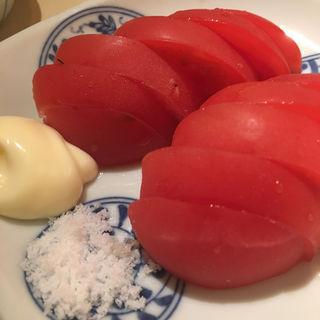 冷やしトマト(カドクラ商店 代々木公園店)