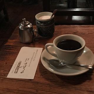 ホットコーヒー(さぼうる )
