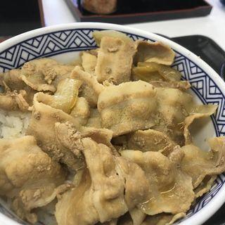豚丼(吉野家 3号線箱崎店 )