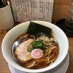 醤油そば(中華そば桐麺)