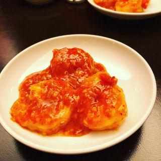 エビチリ(中国料理&ワイン yinzu)