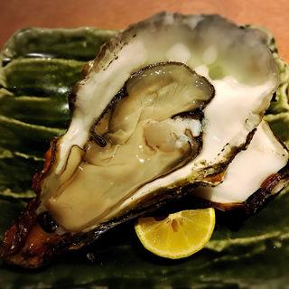 生牡蠣(酒家の元)