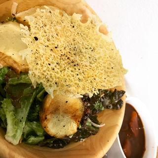 焼きつチーズ乗せベイクドポテトサラダ(サラディッシュ 茅場町店 (Saladish))
