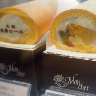堂島ロール(モンシェール 堂島本店 (Mon cher))
